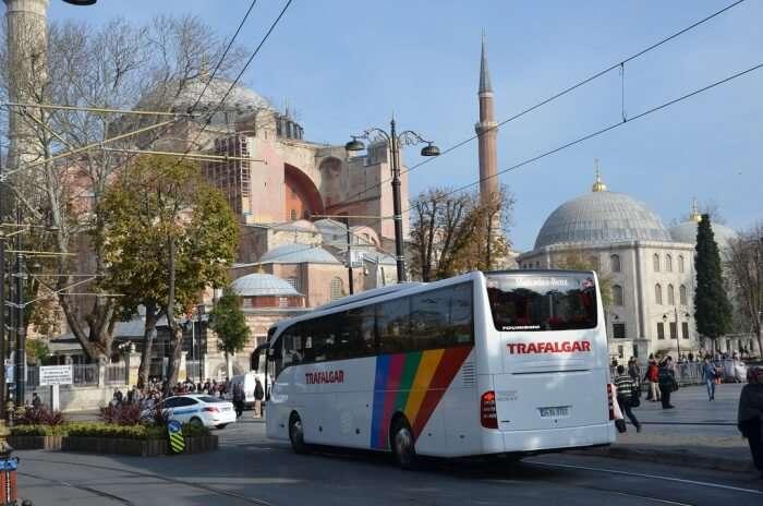 Bus Tour In Sofia