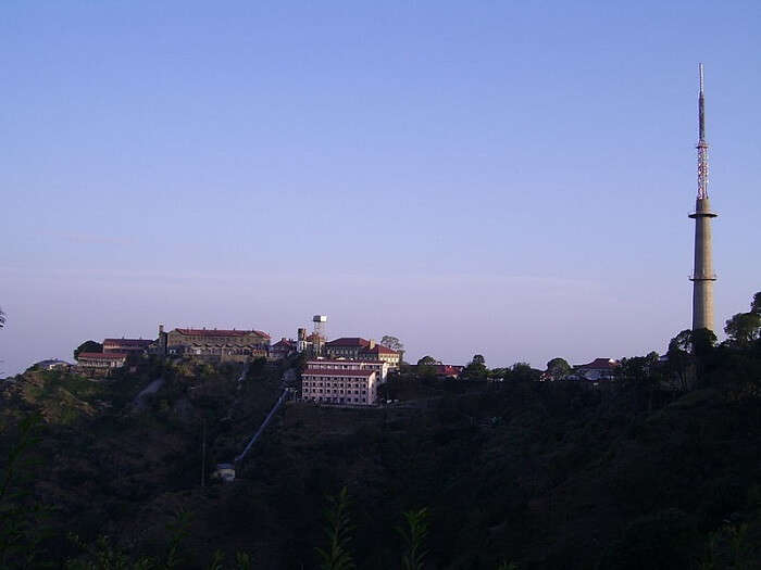 Central Research Institute in Kasauli Himachal
