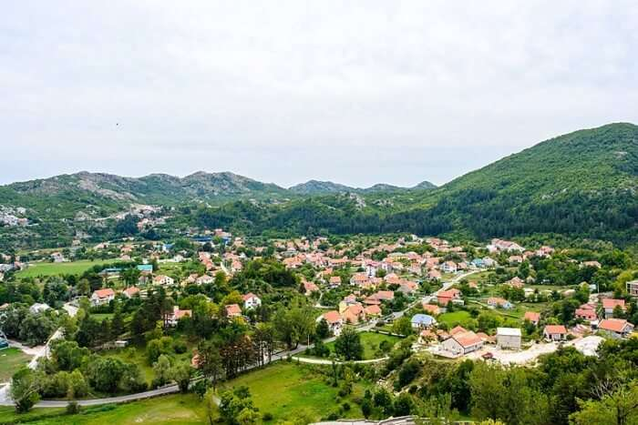 Cetinje Mountains