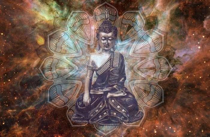 God buddha