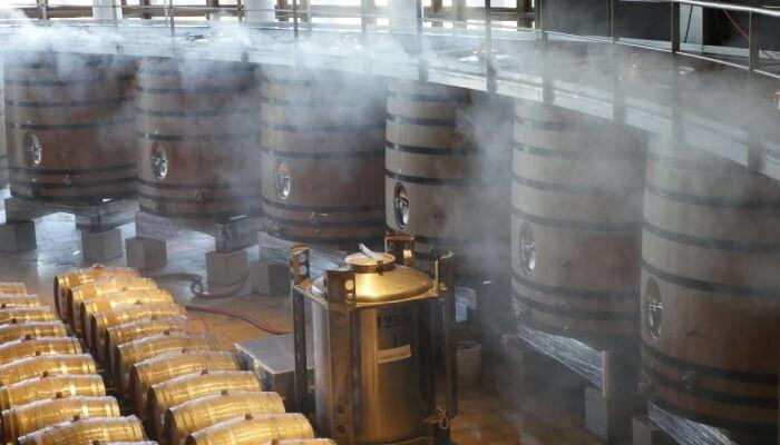 Chateau de Loei Commercial Winery