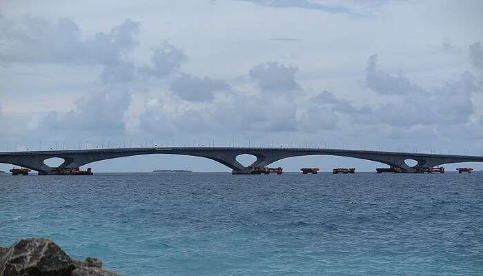 China Maldives Friendship Bridge