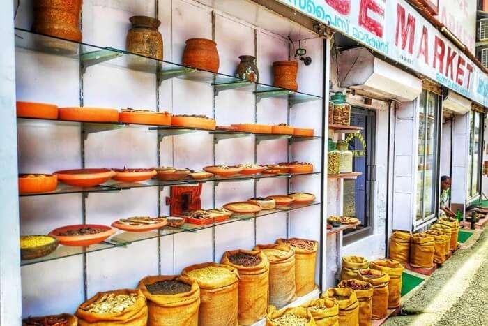 Cochin Spice Market