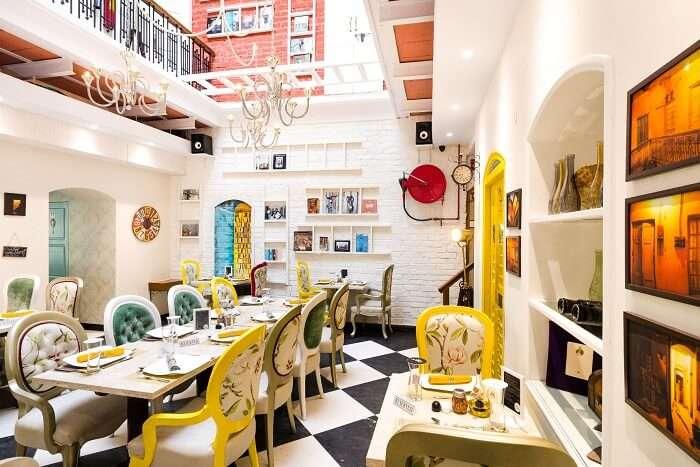 famous restaurant in kolkata