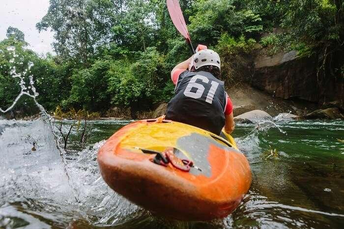 Incredible Kayaking In India