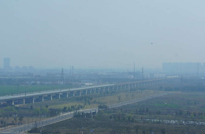 Danyang-Kunshan Grand Bridge Tourist Attraction