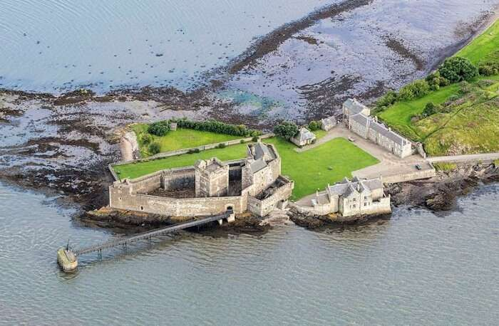 Explore The Blackness Castle