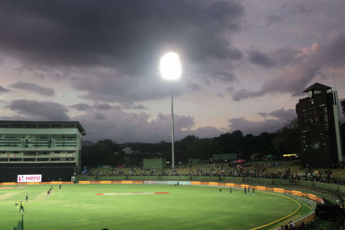 Pallekele cricket stadium