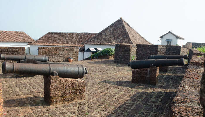 Fort in Goa