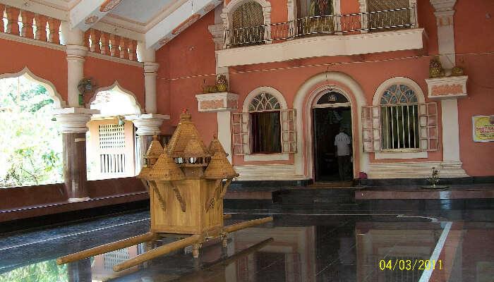 Mahalaxmi temple in Goa