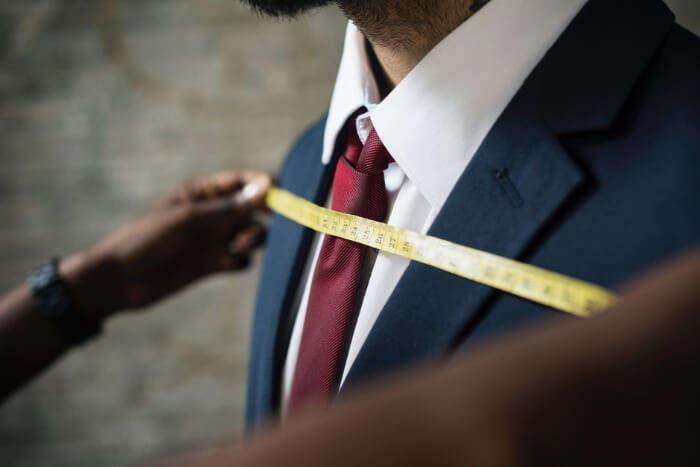 custom-tailored apparels