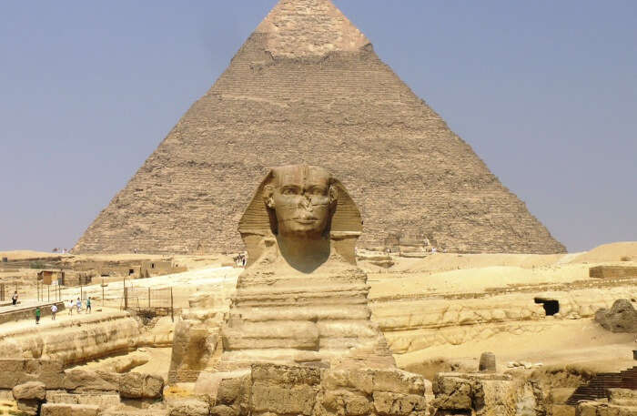 Great Sphinx Of Giza: Trivia