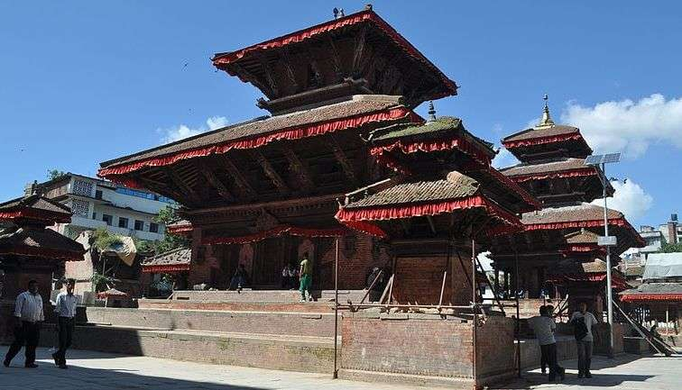 Hanuman Dhoka Temple