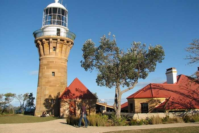 Hike Up The Barrenjoey Lighthouse