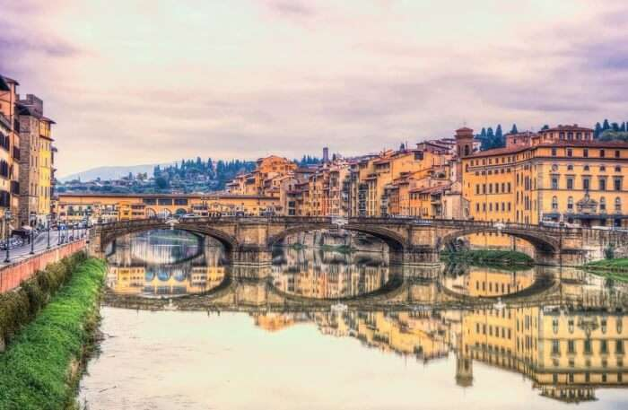 Historical Significance Of Ponte Vecchio Bridge