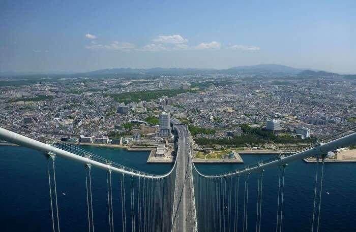 History Of Akashi Kaikyō Bridge