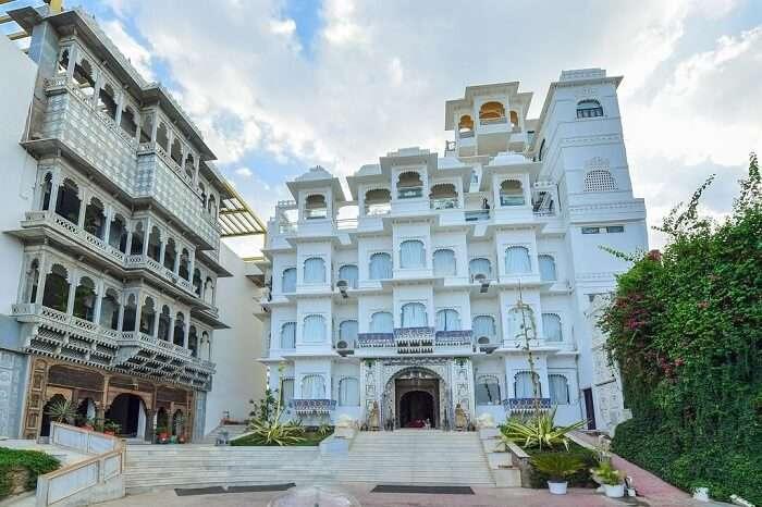 Hotel Udai Kothi in Udaipur