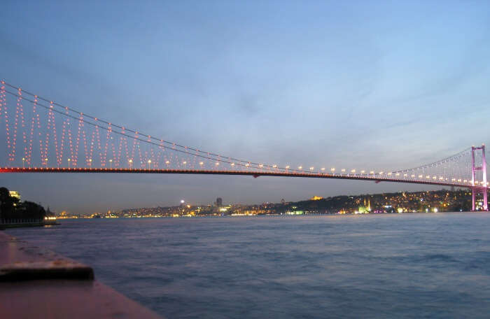 How To Reach Bosphorus Bridge