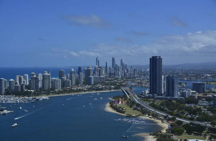 How to reach From Gold Coast