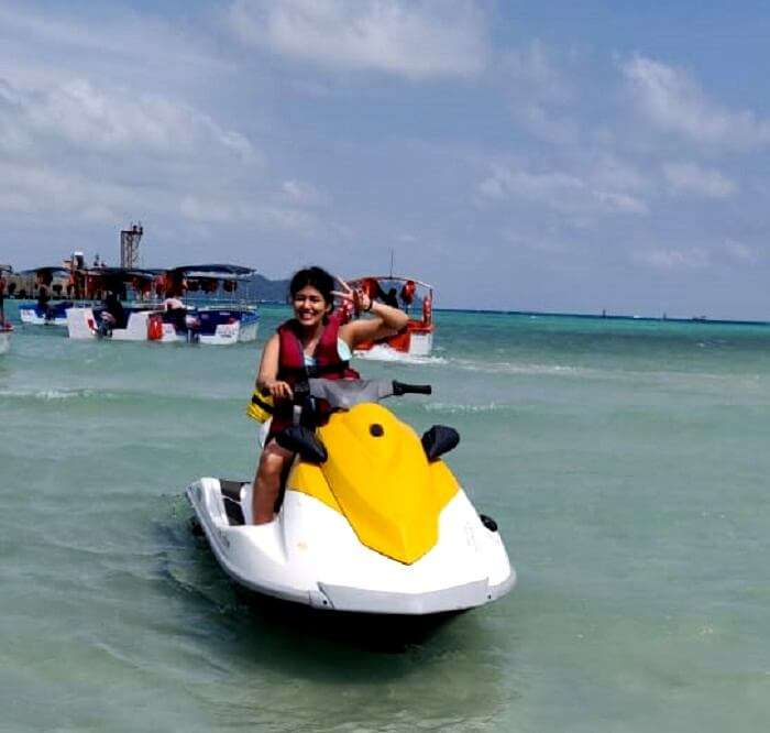enjoy some exciting water sports