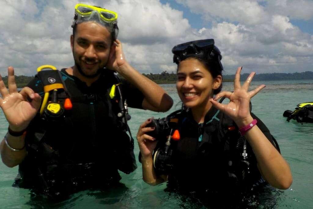 explore the breathtaking underwater world