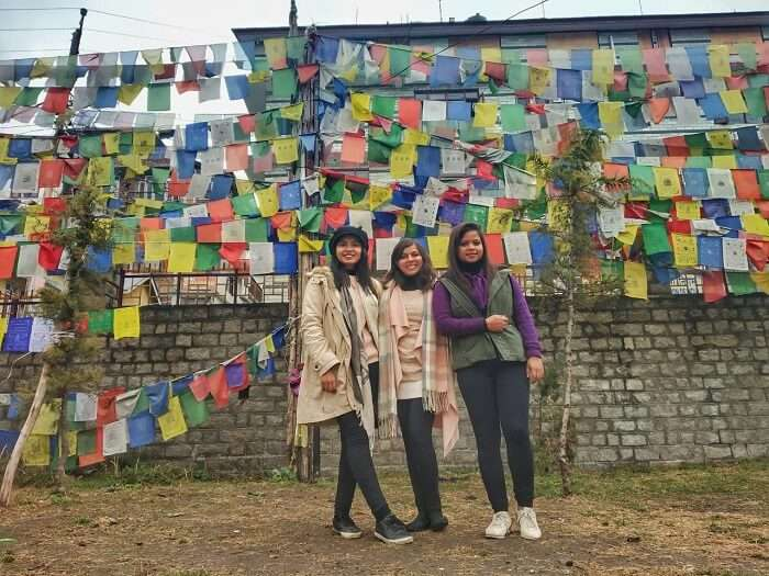 visited Tibetan Monastery
