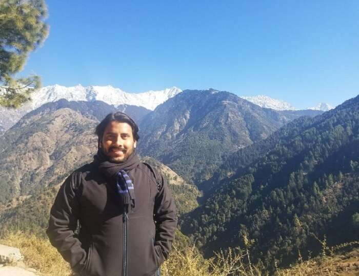 a journey to Dharamshala