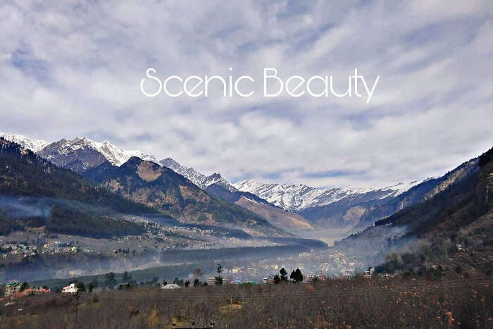 capture the scenic beauty