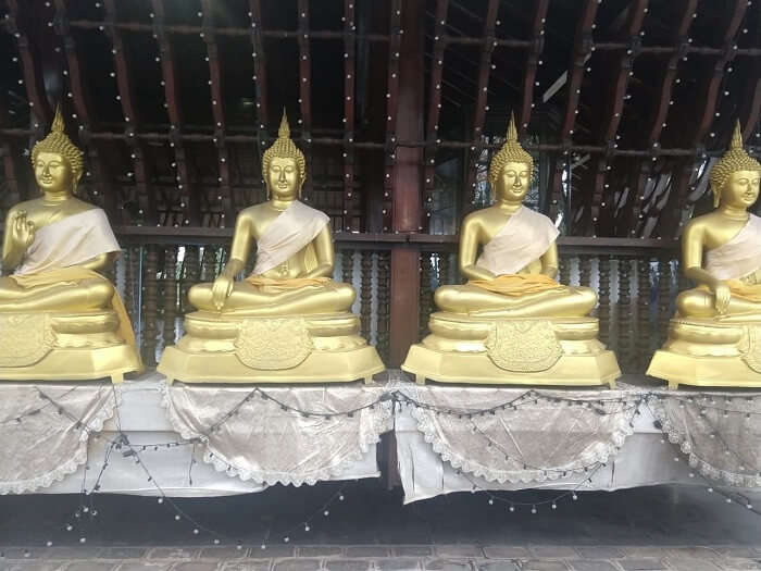buddha structures