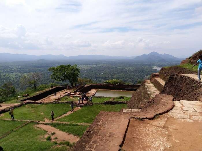 most iconic monuments in Sri Lanka