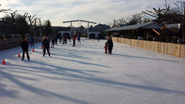 Ice Skating Experience