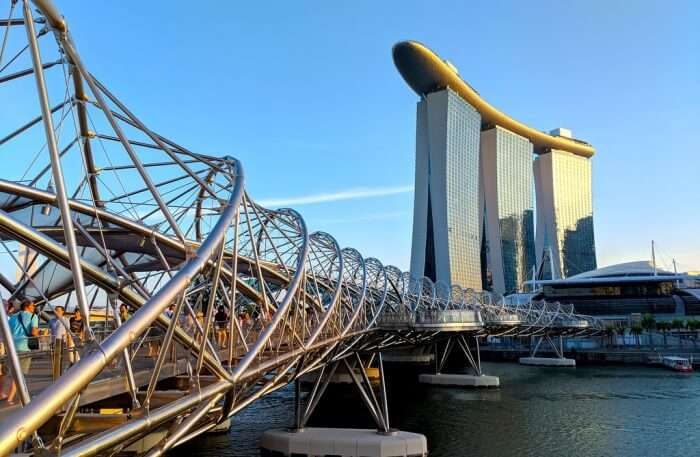 Interesting Facts About Helix Bridge