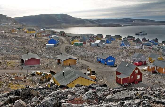 accommodation in greenland park