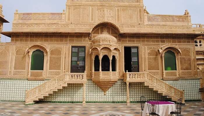 Maharaja's Palace