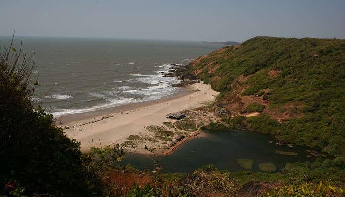 kalacha beach panorama