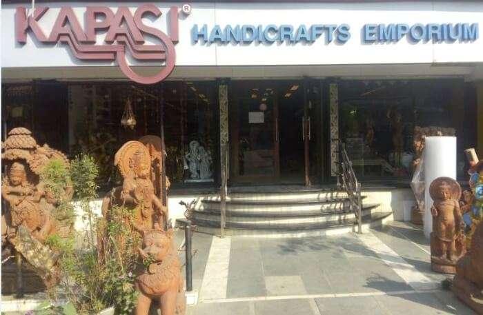 Kapasi Handicrafts Emporium