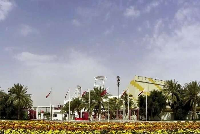 Khalifa International Tennis & Squash Stadium