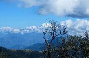 Khangchendzonga National Park View