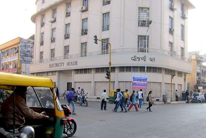 Lal Darwaza in Ahmedabad