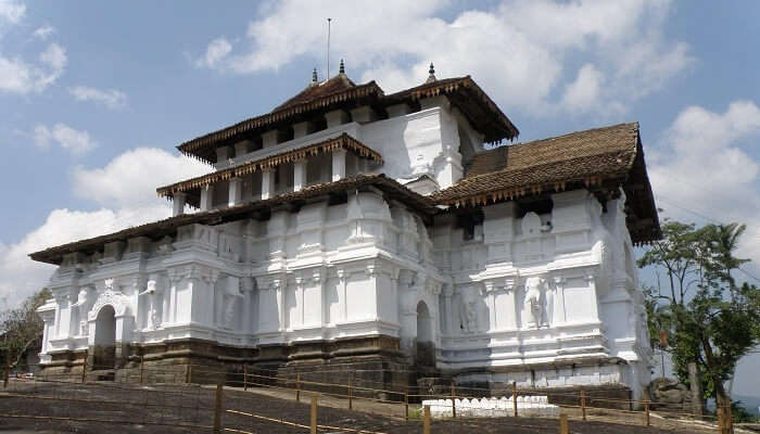 Temples in Kandy