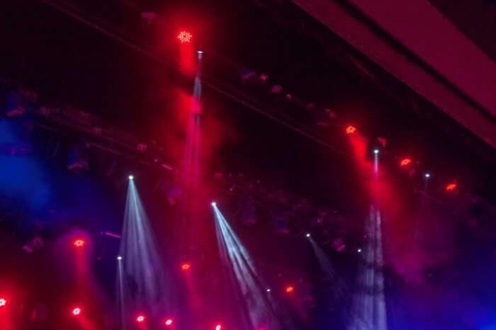 Light And Sound Show