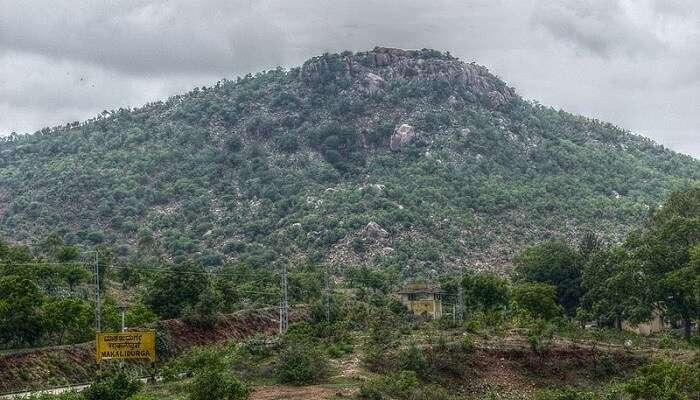 Makalidurga hills