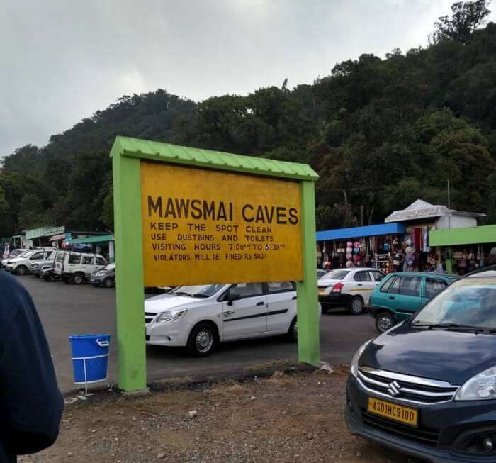 reached to the Maswmai caves