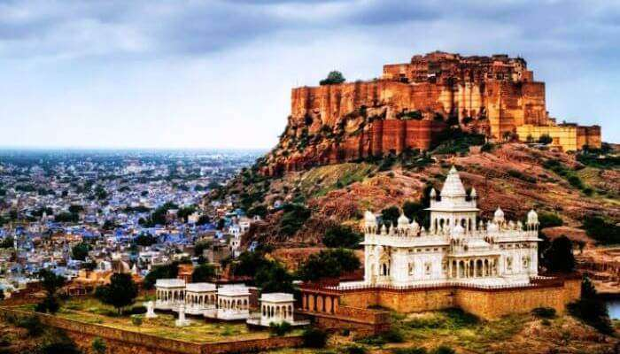 Mehrangarh Fort In Jodhpur_18th oct