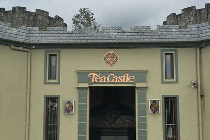 Mlesna Tea Castle In Hatton