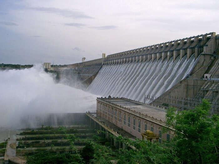 Dams in Hyderabad