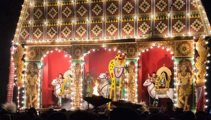 Nallur Festival