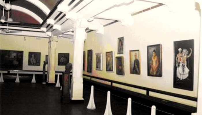 National Art Gallery Colombo