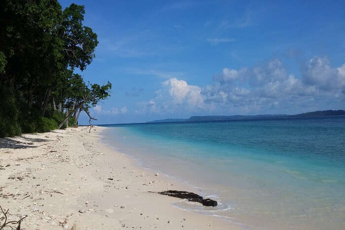 famous island in Andaman