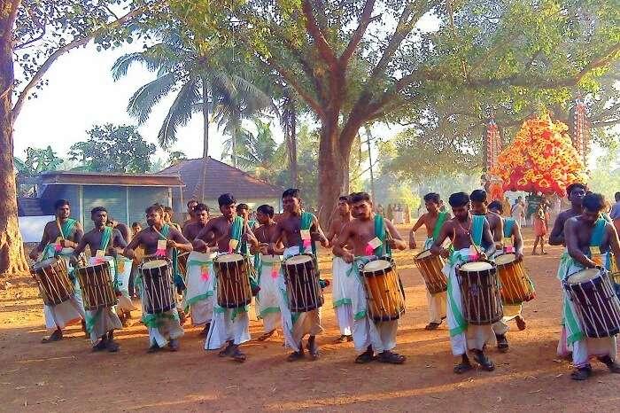 Ooty Mariamman Temple Festival in Tamil Nadu